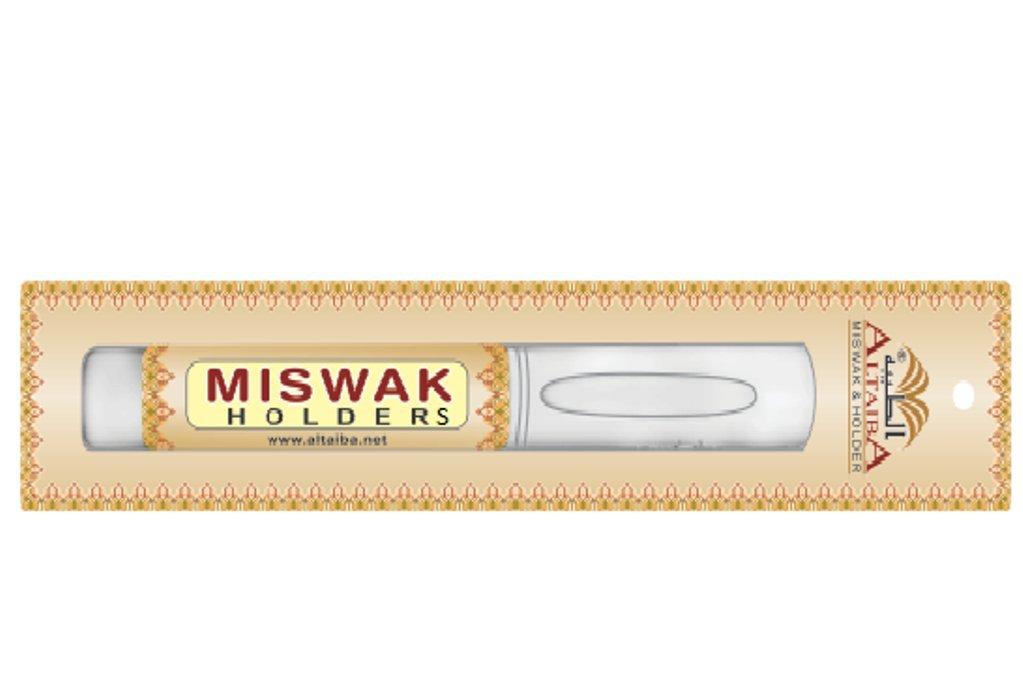 AL-TAIBA - Kit de cepillos de dientes naturales con soporte para MISWAK, soltura dental herbal, cepillo de dientes isLÁMICO: Amazon.es: Salud y cuidado ...