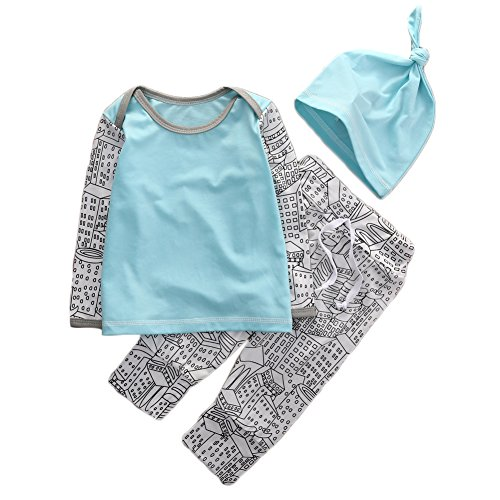baby-boys-long-sleeve-raglan-t-shirt-and-buildings-print-pants-outfit-with-hat-9012-18m-blue-white