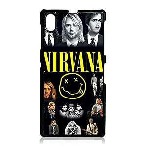 Fresh-art Charming Amazing NirvanaPhone Case Cover For sony?xperia?Z1 Nice Protective Mobile Shell