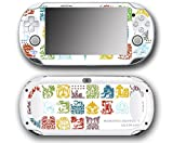 Monster Hunter 4 Ultimate Generations Stories Video Game Vinyl Decal Skin Sticker Cover for Sony Playstation Vita Regular Fat 1000 Series System