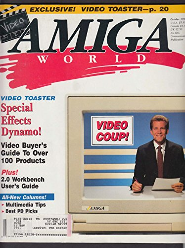 User Video (AMIGA WORLD NewTek Video Toaster 2.0 Workbench User's Guide 10 1990)
