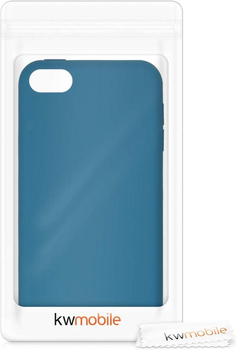 6. und 7.Generation - Coque Housse de t/él/éphone Menthe glaciale kwmobile Coque Compatible avec Apple iPod Touch 6G // 7G