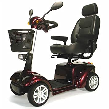 Amazon.com: ActiveCare Pilot 2410 estándar Scooter para ...