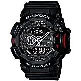 Casio GA-400-1B G Shock For Men (Analog, Digital, Casual Watch)
