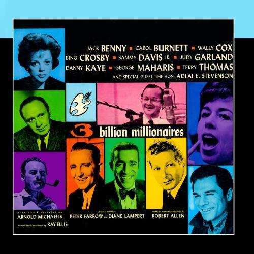 3 Billion Millionaires Various Artists