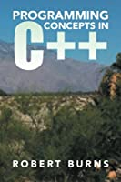 Programming Concepts in C++, 2nd Edition Front Cover
