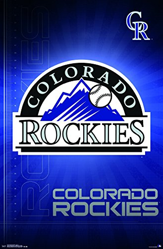 MLB Colorado Rockies, Team Logo, 22
