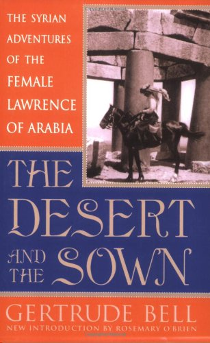 Book cover for The Desert and the Sown