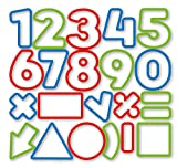 Tescoma Cookie cutters numbers DELÍCIA KIDS, 21 pcs