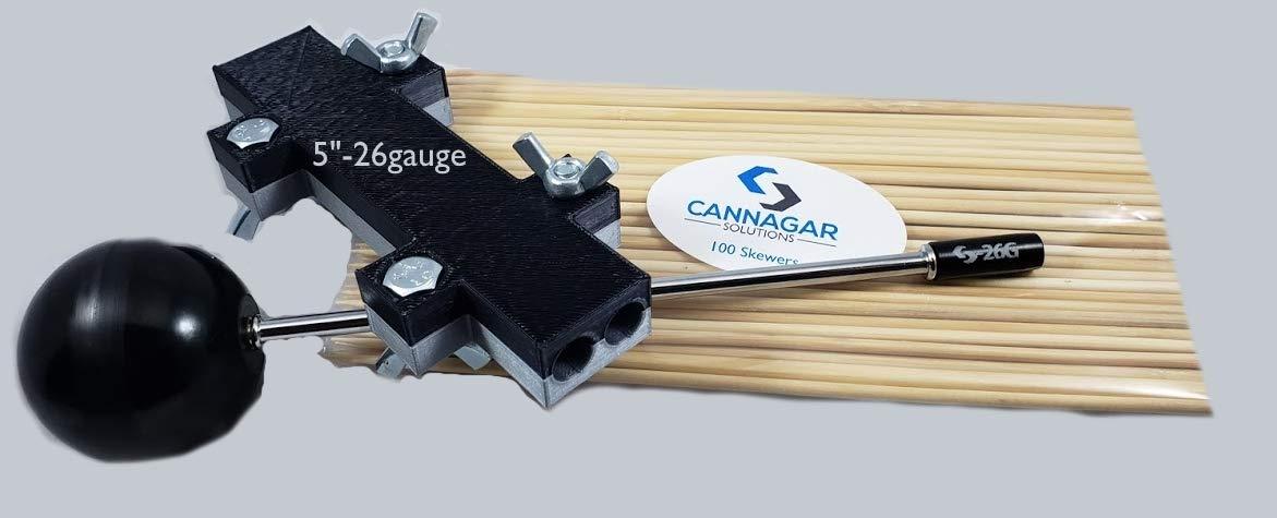 Personal Canna Cigar Mold (26 Gauge (kit)) by Cannagar Solutions, LLC (Image #1)