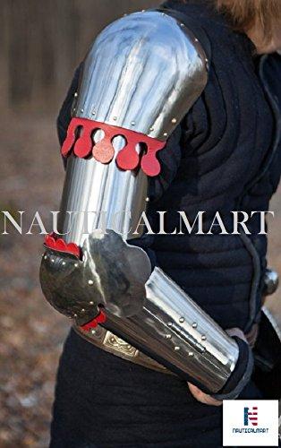 (NAUTICALMART Medieval European Armor Arms Medieval Armour)