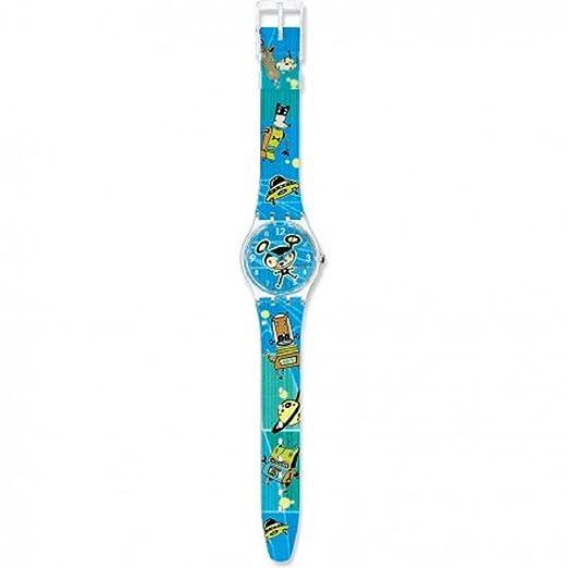 Reloj Swatch - GK370 - STRANGE SPACE