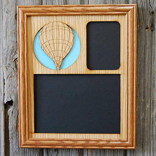 8x10 Hot Air Balloon Picture Frame -