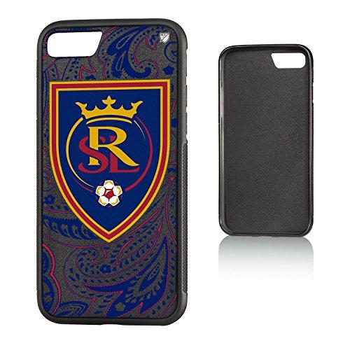Keyscaper MLS Real Salt Lake Paisley Bump Case for iPhone 8/7, Black by Keyscaper