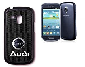Samsung Galaxy S3 Mini Hard Case with Printed Design Audi