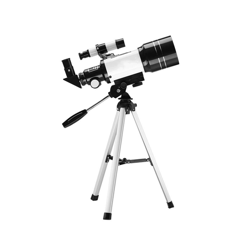 EAHKGmh Telescope, Travel Scope, Astronomy Refractor Telescope 70mm Aperture Portable Astronomical Landscape Lens Educational Science Telescope Beginners by EAHKGmh