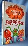 img - for Jim Henson's Muppet Show Pop-Up Book by Manhar Chauhan (1984-03-01) book / textbook / text book