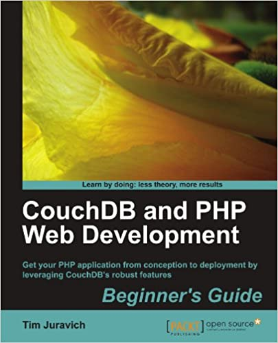 Book CouchDB and PHP Web Development Beginner's Guide