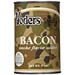 Yoders Canned Fully Cooked Bacon, 9 Ounce