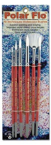 【期間限定!最安値挑戦】 (700M, Asst. Set) (700M, - Creative Set Mark Polar-Flo 700M Professional Watercolour Paint Brush 700M Mixed [Assorted Set of 6] B0049V32WO 700M Asst. Set Asst. Set 700M, 人形工房 北寿:59406352 --- a0267596.xsph.ru