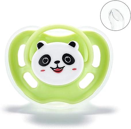Brucelin Sucette Bébé Confort Sucette Nouveau Né Dessin Animé Mignon Panda Cat Styling Soother Fournitures Pour Outils De Confort Pour Bébé