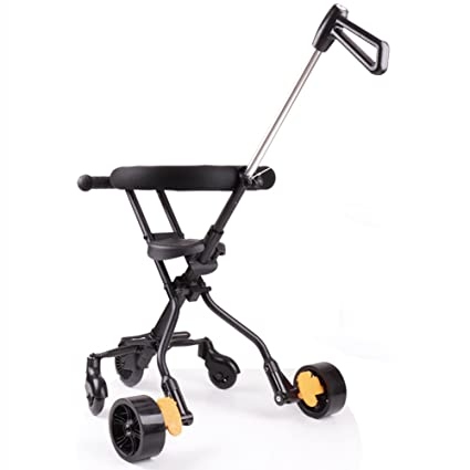 87edf6e0dfe Tricycles 5 Wheels Child Baby Stroll Artifact Unisex Children Trolley  Folding Lightweight Portable Tourism Kids Trike