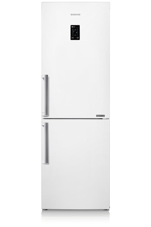 Samsung RB29FEJNDWW Independiente 290L Blanco nevera y congelador - Frigorífico (290 L, Antiescarcha (nevera), SN-T, 37 dB, 12 kg/24h, Blanco): Amazon.es: ...