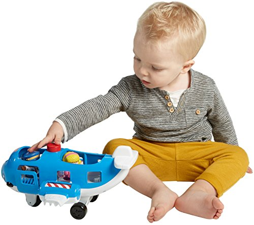 51vVYS4YsHL - Fisher-Price Little People Travel Together Airplane Vehicle