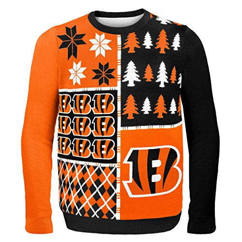 NFL Cincinnati Bengals Ugly Sweater