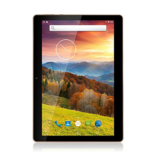 Fengxiang 9.7 inch 3G Dual sim Unlocked Tablet PC, Octa Core,RAM 4GB,ROM 64GB IPS Screen GPS, 8.0MP Camera, Bluetooth Android 5.1 Lollipop - Black by Fengxiang (Image #2)