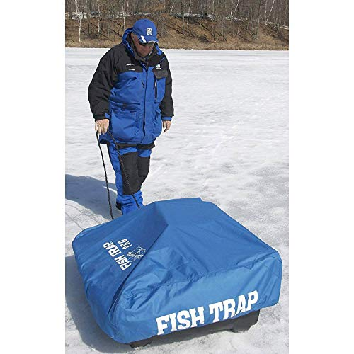 Clam 9973 4567-0721 Travel Cover Kenai Jig (Yukon Clam Cover)