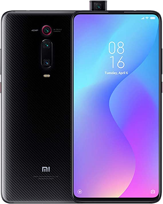 Xiaomi Mi 9T Smartphone,6+64 GB Pantalla AMOLED Full-Screen de 6 ...