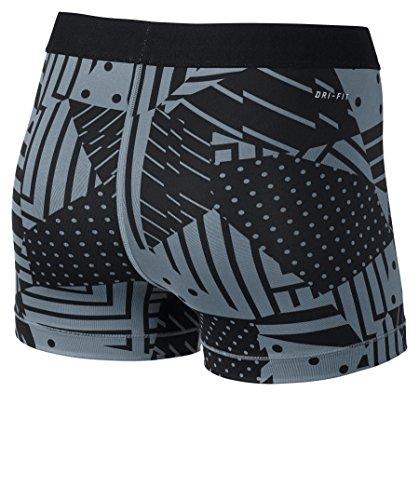 Pantalones cortos Nike Blue Graphite/Black//White