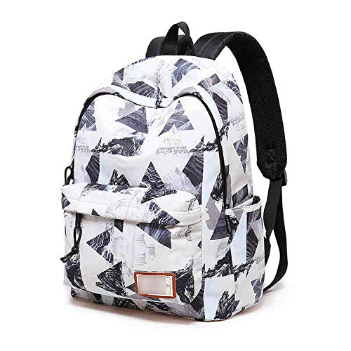 Price comparison product image Backpack Girls Backpack Printing Rucksack Schoolbag, A small