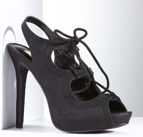 Simply Vera Vera Wang Black Platform