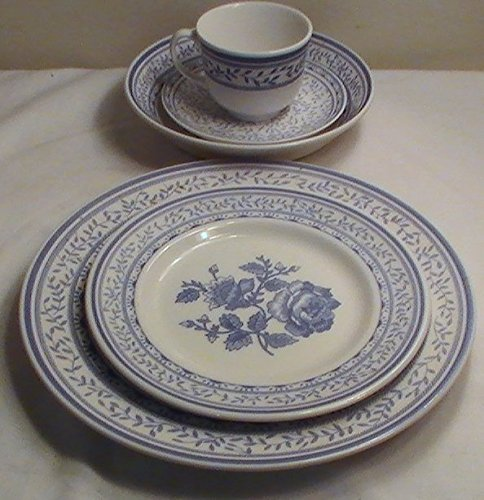 - Johnson Brothers Chelsea Rose Dinnerware Replacements - 5 pcs