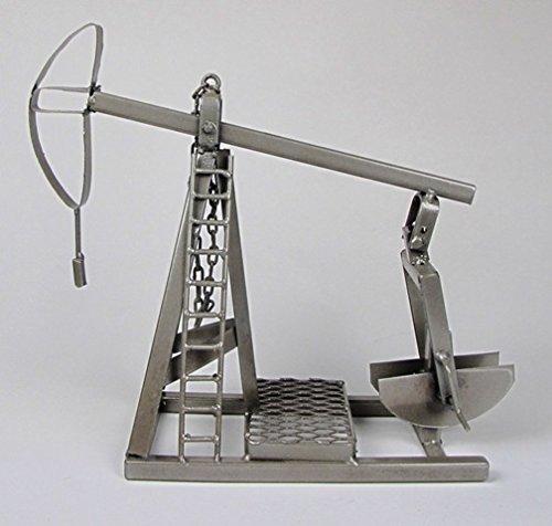 Metrotex Designs Decorative Oil Pump Jack Table