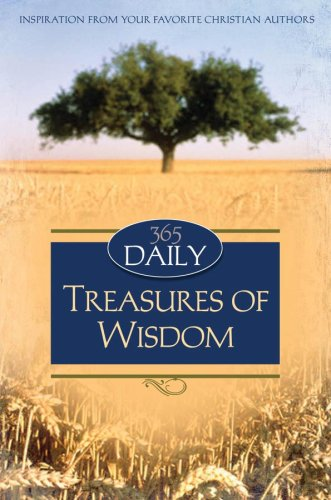 Read Online 365 Daily Treasures Of Wisdom pdf