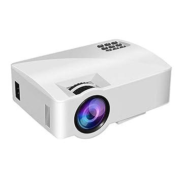 Proyector Teléfono Inteligente for el hogar con proyector de ...