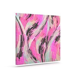 "Kess InHouse Danny Ivan ""La Verite"" Outdoor Canvas Wall Art, 8 by 10-Inch"