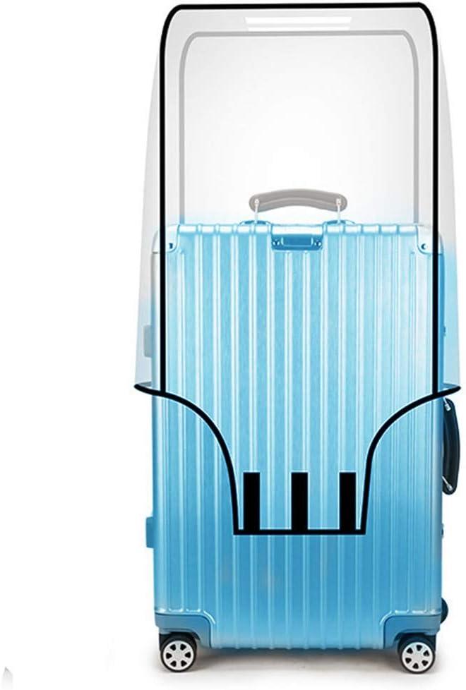 33cm L X 23cm W X 48cm H Bagage Protecteur Cas PVC Luggage Couverture Imperm/éable Valise Protecteur Couverture 20