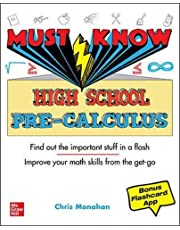 Must Know High School Pre-Calculus