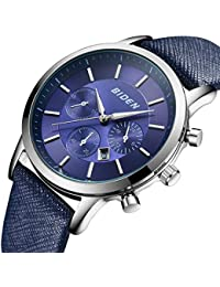 Watch,Mens Watches Business Casual Quartz Wrist Watches...