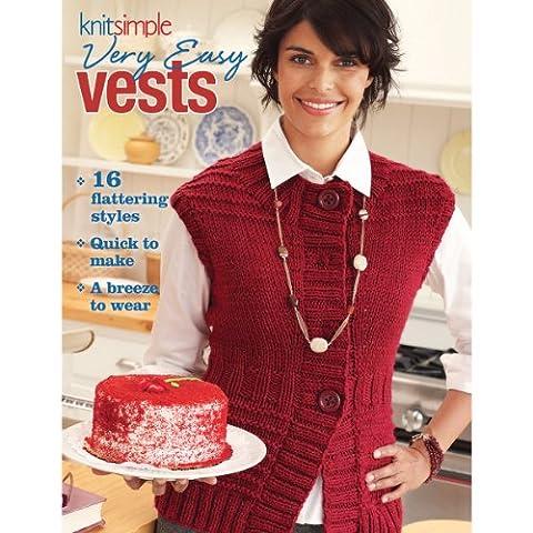Very Easy Vests (Soho Publishing)