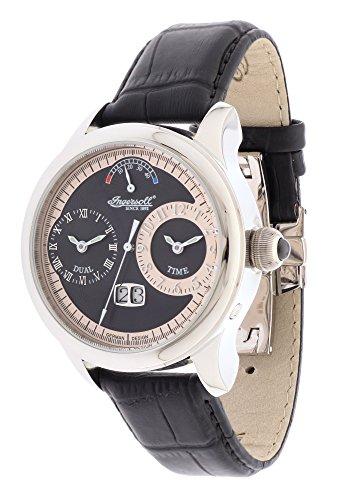 Ingersoll Men Watch Hudson Limited Edition black IN3604BK