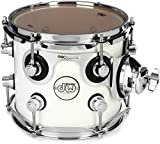 DW Design Series Mounted Tom - 7'' x 8'' Gloss White