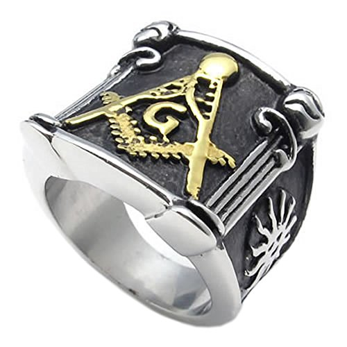 Enamel Masonic Charm - 3