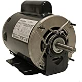 Marathon 4688 Fan and Blower Motor, Single/Split Phase, 1 hp, 1725 rpm, 115/208-230V, 14.4/7.2-7.4 amp