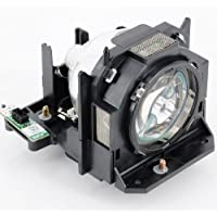 ET-LAD60W - Lamp With Housing For Panasonic PT-DZ570U, PT-DW6300US, PT-DZ6700U, PT-DZ6710U, PT-D6000US, PT-DW6300ULS, PT-DW6300, PT-DZ6700, PT-D6000ULS, PT-DX500U, PT-DZ6700UL, PT-DX800UK Projectors