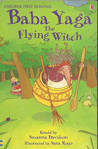 Baba Yaga the Flying Witch (First Reading Level 4)